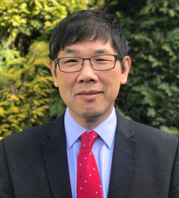 Consultant Gastroenterologist Dr John Lin Hieng Wong
